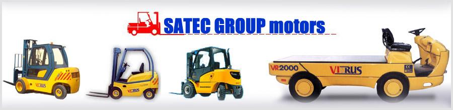 SATEC GROUP MOTORS Logo