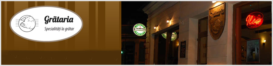 Restaurant Grataria Logo