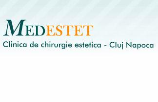 CLINICA DE CHIRURGIE ESTETICA MEDESTET Logo
