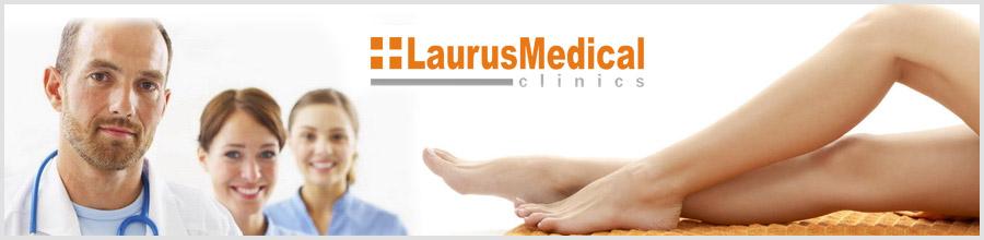 CLINICA LAURUS MEDICAL Logo