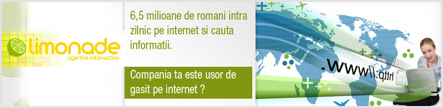Limonade agentie interactiva Logo
