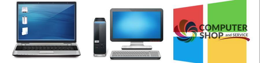 Service Computer Logo