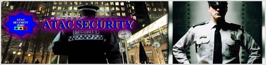 ATAC SECURITY Logo