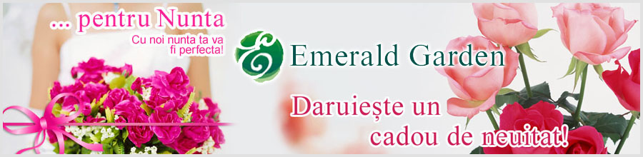 EmeraldGarden.ro Logo