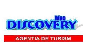 AGENTIA DE TURISM DISCOVERY BLUE RGB Logo
