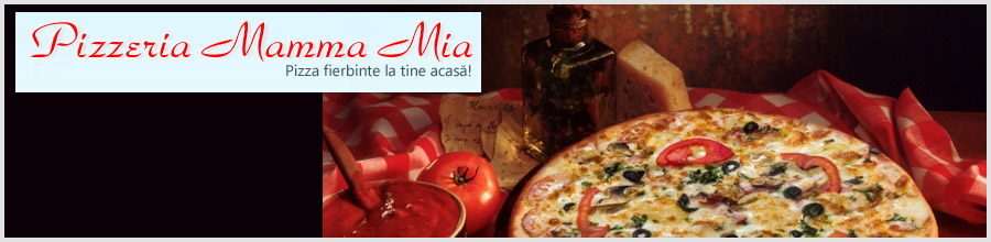 Pizzeria Mamma Mia Logo