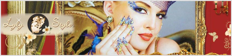 Lyly Style - Russian Beauty Salon Logo