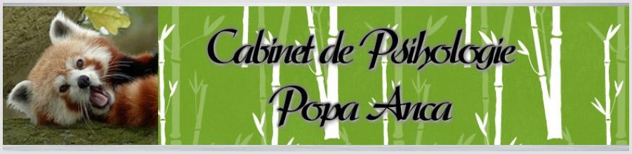 Popa Anca, Cabinet Psihologie Bucuresti Logo