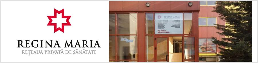 Clinica Regina Maria - Pipera Logo
