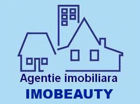 AGENTIA IMOBILARA IMOBEAUTY Logo