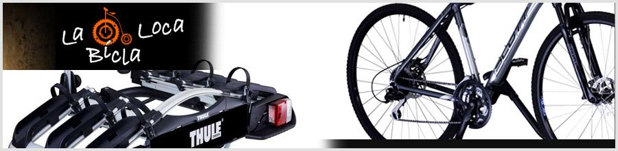 La Bicla Loca Bucuresti - Vanzare, reparatii si inchirieri biciclete Logo