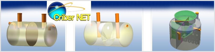 CRIBER NET Logo