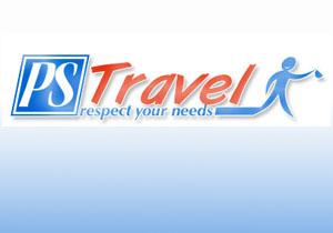 AGENTIA DE TURISM PS TRAVEL Logo