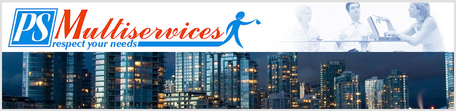 PS MULTISERVICES Logo