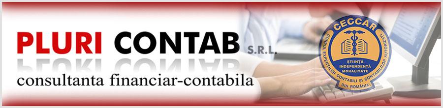 Pluri Contab servicii contabile, consultanta Bucuresti Logo