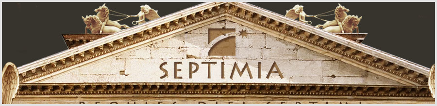 Septimia Resort - Hotel***, Wellness & SPA Logo