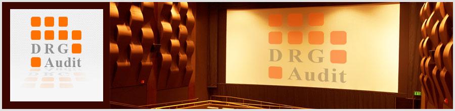 DRG AUDIT - Consultanta in management sanitar Logo