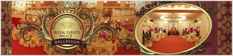 Royal Events Palace Logo
