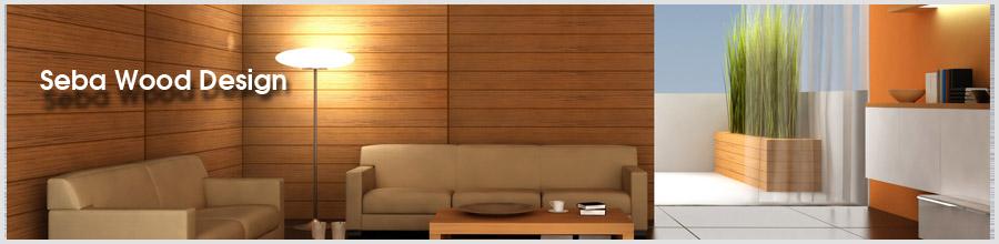 Seba Wood Design Logo