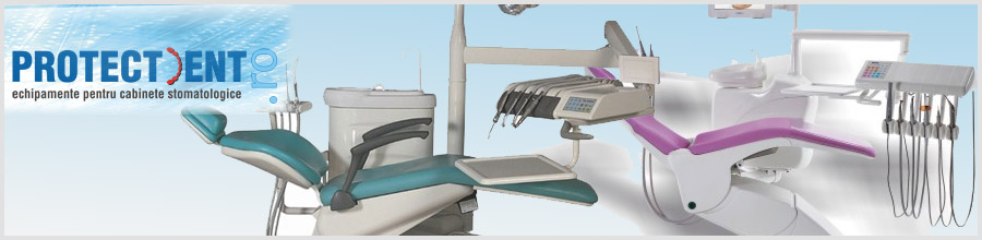 Protectdent Distribution echipamete stomatologice Bucuresti Logo