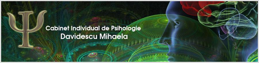 Cabinet Individual de Psihologie Davidescu Mihaela Logo