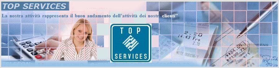 Top Services - consultanta fiscala, contabilitate generala Bucuresti Logo