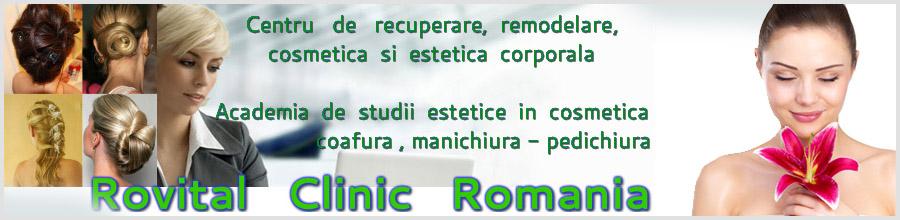 Rovital Clinic Romania Logo