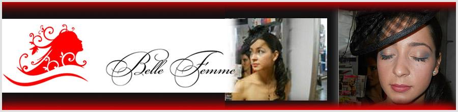 SALON BELLE FEMME Logo