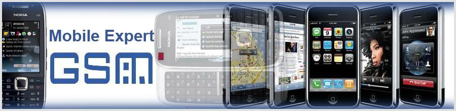 Mobile Expert GSM, Bucuresti - Service telefoane mobile Logo