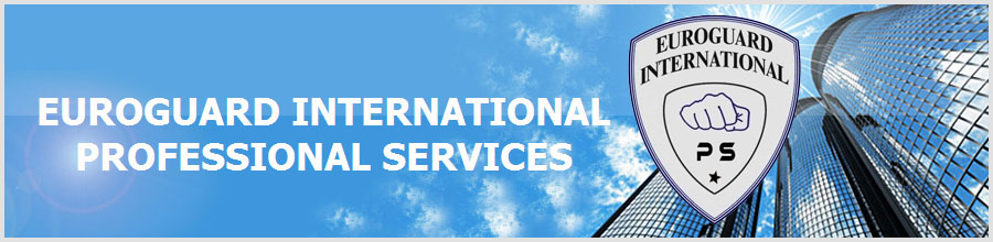 EUROGUARD INTERNATIONAL PROFESSIONAL SERVICES Logo