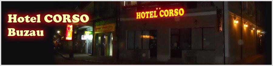 Hotel Corso Buzau Logo