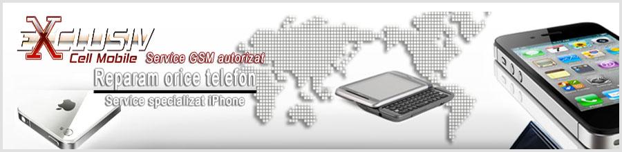 Exclusiv Cell Mobile, Bucuresti - Service telefoane mobile Logo