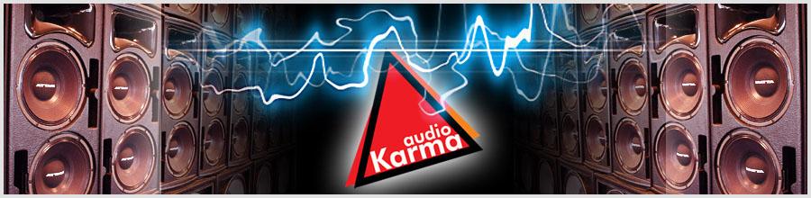 KARMA ENTERTAINMENT Logo