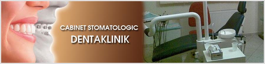 CABINET STOMATOLOGIC DENTAKLINIK Logo