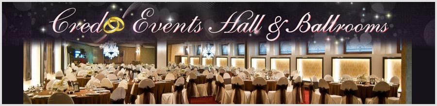 Credo Events Hall&Ballrooms Logo