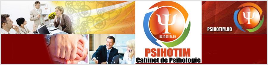 Psihotim , Cabinet Individual de Psihologie si Psihoterapie Timis Logo