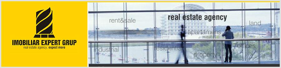 Agentia Imobiliara Imobiliarexpert Grup Logo