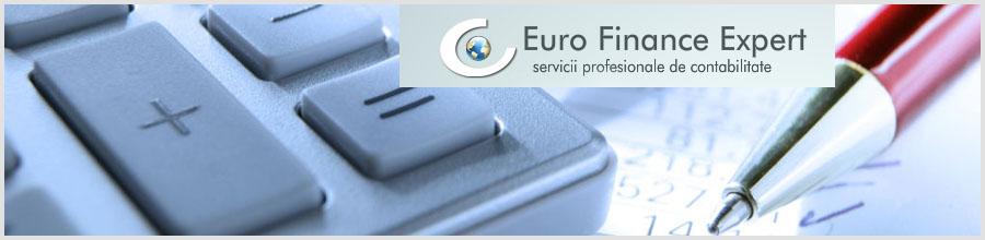 Euro Finance Expert - Contabilitate, consultanta fiscala Bucuresti Logo