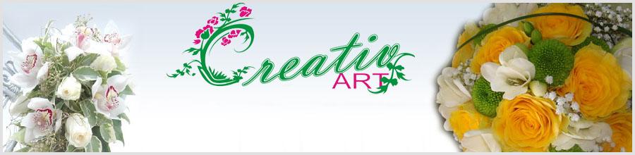 Creativ Art Logo