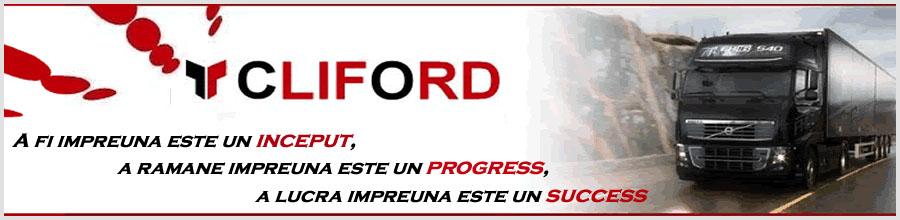 CLIFORD Logo