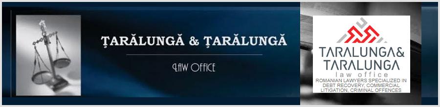 Taralunga & Taralunga - Cabinete de Avocati Bucuresti Logo