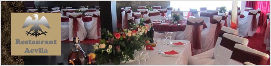 Restaurant Acvila organizari evenimente sector 4 Logo