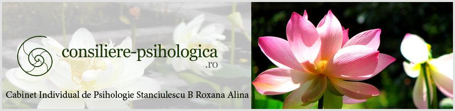 Cabinet Individual de Psihologie OLARU Roxana Alina Logo