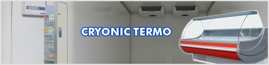 Cryonic Termo Tulcea - Instalatii frigorifice si termice Logo