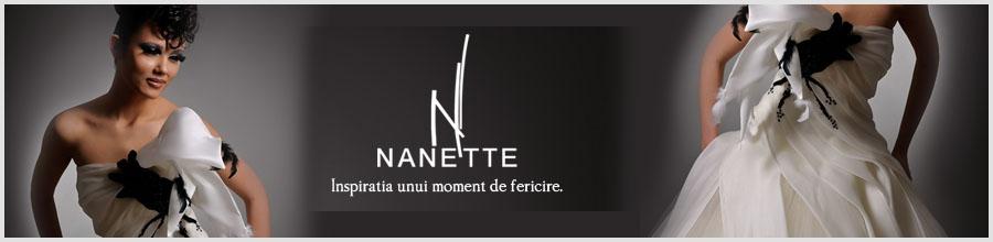 NANETTE COUTURE Logo