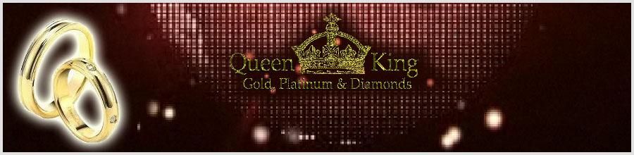 BIJUTERIA QUEEN & KING Logo