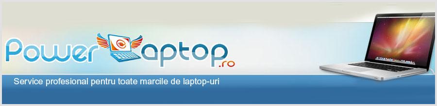 Power Laptop Bucuresti - Service laptop, tablete, GSM Logo