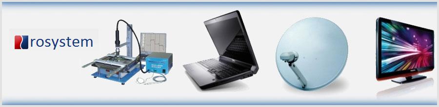 Rosystem Service Center Bucuresti - Reparatii laptopuri Logo