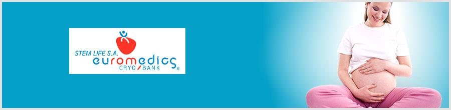 Euromedics Stem Life Logo