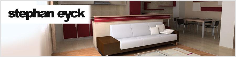 Stephan Eyck, Oradea - Design interior online Logo